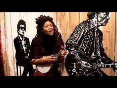 """Valerie June : """"Bring It On Home To Me"""" acoustique @ le 106 - Rouen"""