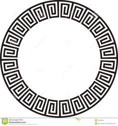 Illustration about Circular ancient aztec goemetric ornate design. Aztec Tribal Patterns, Aztec Art, Aztec Designs, Ethnic Patterns, Mayan Symbols, Viking Symbols, Ancient Symbols, Egyptian Symbols, Viking Runes