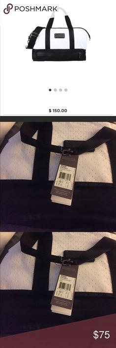 Stella McCartney for Adidas Gym Bag Stella McCartney Adidas black and white S Gym Bag-NWT Adidas by Stella McCartney Bags