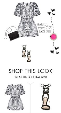 """Love Lace!"" by sherry7411 ❤ liked on Polyvore featuring ALDO and Loeffler Randall"