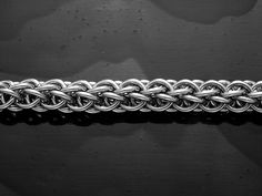 CHAINMAILLE WEAVES AND PATTERNS - FORARS KAEDE 4 IN 1 CHAIN