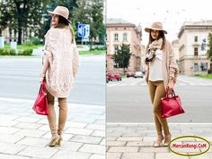 Kış Modası Sokak Trendleri