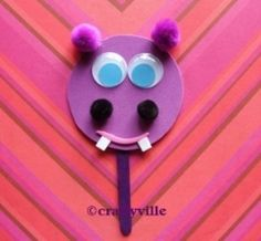 Hippo arts and crafts for kids kids can make a hippo puppet.glue paper cotton balls etc Easy Arts And Crafts, Fun Crafts, Diy And Crafts, Crafts For Kids, Preschool Themes, Craft Activities For Kids, Classroom Themes, Hippo Crafts, Animal Crafts