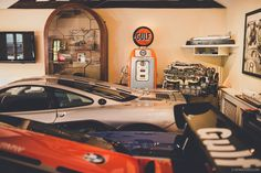 Hidden in a Barn is One Man's Gulf Racing Obsession - Photography by Amy Shore for Petrolicious