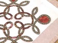 Fusible Bias Tape Makers - adding fusible to the fabric to make fusible bias tape with the tool Quilting Blogs, Quilting Tutorials, Quilting Designs, Sewing Tutorials, Dress Tutorials, Sewing Projects, Celtic Patterns, Celtic Designs, Applique Tutorial