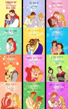 :) No matter how old you are, every girl still loves princesses