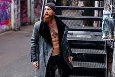 Corporus wintercoat! Punk, Photoshoot, Blazer, Inspiration, Clothes, Style, Fashion, Biblical Inspiration, Outfits