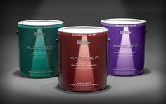 BEHR MARQUEE® Interior One-Coat Color Collection Guarantee Intercostal Gray
