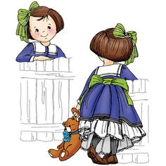 "Art Impressions ""Annie"""