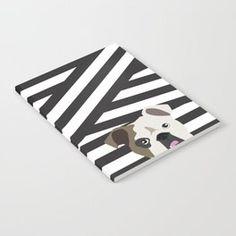 English Bulldog Notebook