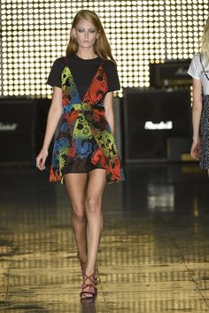 House of Holland SS15 'Plater Casters' Look 35
