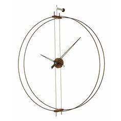 Novelty Clock model gnomon clocks online shop barcelona nomon Wood clocks - Muebles Julio LLuesma SL
