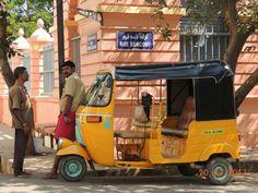 Pondichery en Inde, à découvrir avec Inde en liberté.  Paroisse Notre-Dame des Anges.