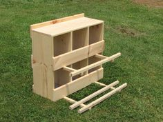chicken roost ideas nesting boxes