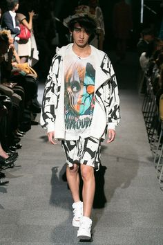 Nozomi Ishiguro Spring/Summer 2014 pinned by #rollerpop