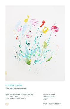 Flower Show - Luci Everett