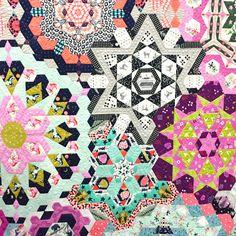 Loving this quilt