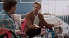 'I never said it!' Ryan Gosling flips out over 'Hey Girl' meme