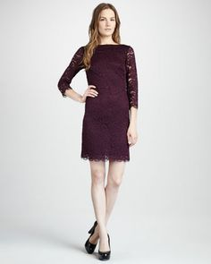 Geddes Lace Dress at CUSP.
