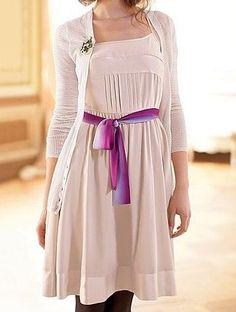 Jedwabna sukienka firmy Victoria's Secret