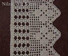 Crochet Borders, Filet Crochet, Crochet Doilies, Crochet Lace, Crochet Patterns, Diy And Crafts, Applique, Cross Stitch, Blanket