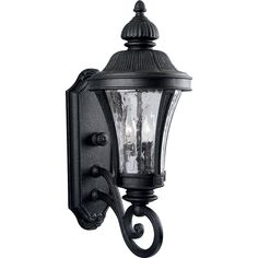 New Traditions 2 Light Outdoor Wall Sconce