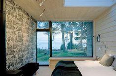 modern house architecture waldemarson