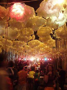 Festes de Gràcia-Bcn '07, via Flickr.