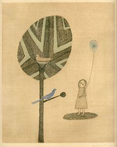 by Keiko Minami (1911- 2004). http://www.natsume-books.com/list_photo.php?id=171361