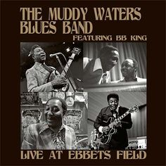 Muddy Waters Blues Band - Featuring BB King - Live at Ebbets Field 180g LP