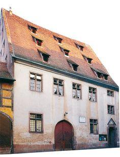Mönchhof ou ferme des moines, Sélestat