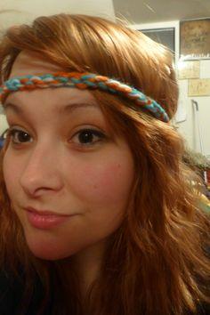 Crocheted Yarn  Mudkip Headband Set by BombshellsExploits on Etsy, $7.00