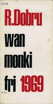 Dobru op DBNL, Wan Monki Fri te lezen als pdf. Klik foto om boek te lezen.