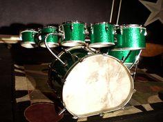 Vintage drum kits   EXTREMELY RARE! Vintage Trixon Speedfire 700 Drum Kit
