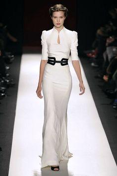 Fashion Week New York. Otoño-Invierno 13/14.  Carolina Herrera