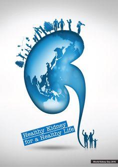 World Kidney Day Poster 2015