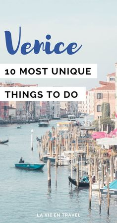 10 Most Unique Things to do in Venice Italy! - Venice Italy – Venice Travel – Italy Travel Tips – Italy vacation itinerary – Italy road tr - Italy Travel Tips, Greece Travel, Budget Travel, Italy Vacation, Vacation Trips, Vacation Travel, Vacation Places, Venice Italy, Italy Italy
