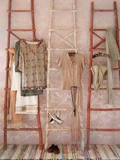 EN MI ESPACIO VITAL: Muebles Recuperados y Decoración Vintage: Escaleras decorativas { Decorative stairs }