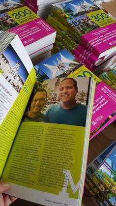"""C'est toi ma Ville (@CarleBG) et MesQuartiers, blogueurs devenus raison #214 d'aimer Montréal dans le livre """"300 raisons d'aimer Montréal"""""""