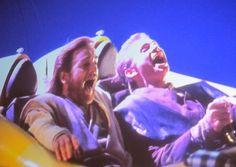 Ewan McGregor & Hayden Christensen Star Wars Attack of Clones