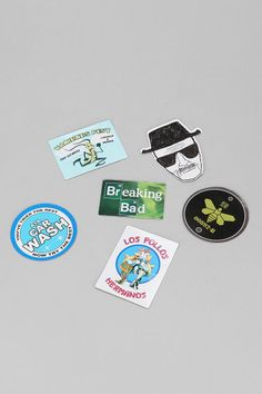Breaking Bad Magnet #urbanoutfitters