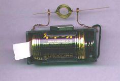 simple electric motor for merit badge