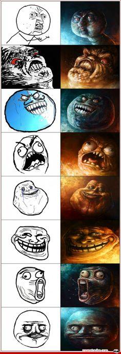 Rage Art
