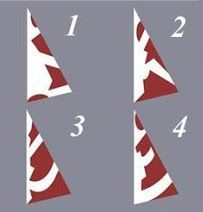 Jouluaskartelu - lumihiutaleet, ikkunatähdet (M) Snowflakes, Origami, Diy And Crafts, Flag, Templates, Christmas, Cards, Christmas Balls, Card Stock