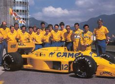 ———1987  Ayrton Senna,  Satoru Nakajima   Team Lotus Honda 99T ———  —- This year marks the 30th anniversary of the classic Formula 1 Lotus victory. In a car with active suspension, a new engine and a different paintwork from previous seasons, the Lotus 99T project generated a lot of an —–