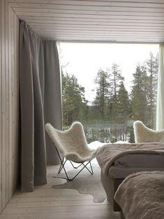 Cozy Living Rooms, Living Room Decor, Cottage Design, House Design, Sophisticated Bedroom, Prefab Homes, Dream Rooms, Home Bedroom, Home Decor Inspiration