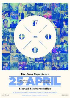THE FOOO | 25 april | Göteborg |