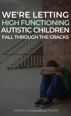 We are letting high-functioning autistic children fall through the class / How the current system is failing kids with HFA. Is My Child Autistic, Autistic People, Children With Autism, Adhd And Autism, Autism Help, Autism Support, Learning Support, Autism Education, Autism