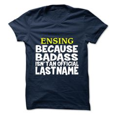 [Best stag t shirt names] ENSING Shirt design 2016 Hoodies, Funny Tee Shirts