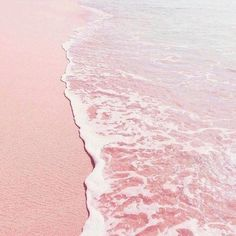 Pink - re-pinned by @ettitudestore      aesthetic, sea, and beach image
